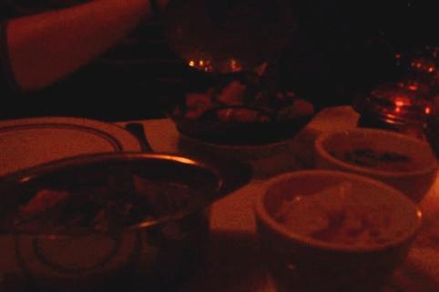 complete taj dinner